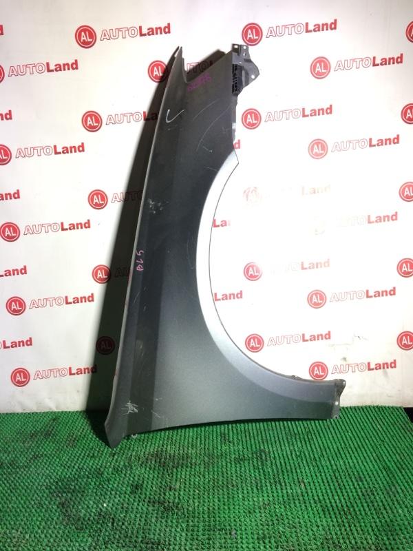Крыло Subaru Legacy BL5 переднее правое