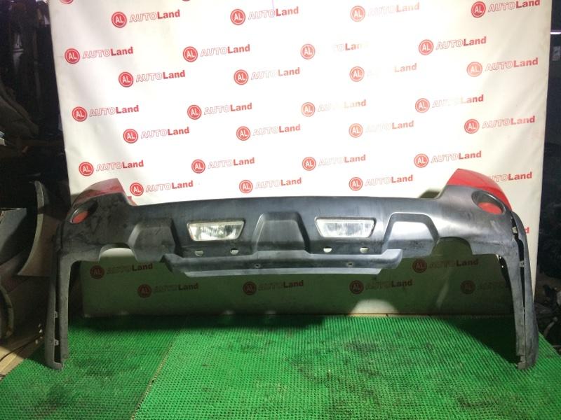Бампер Nissan Xtrail NT31 задний