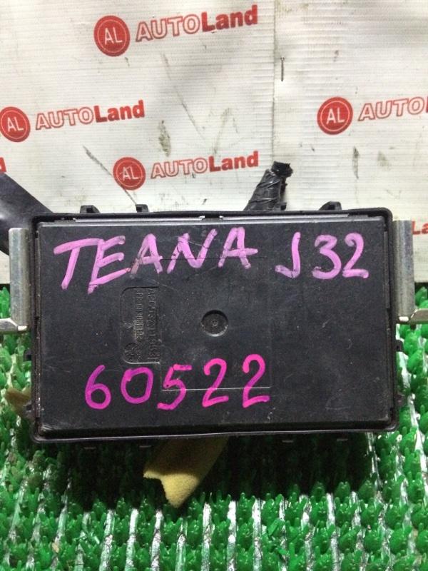 Блок управления бортовой электросетью Nissan Teana J32