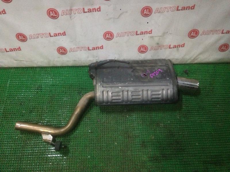 Глушитель Honda Accord CL7