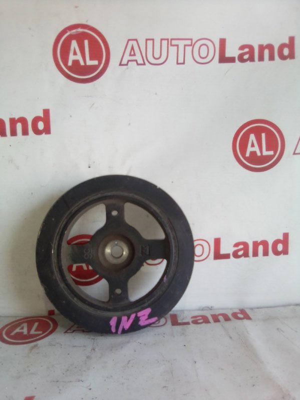 Шкив коленвала Toyota Allion NZT240 1NZ-FE