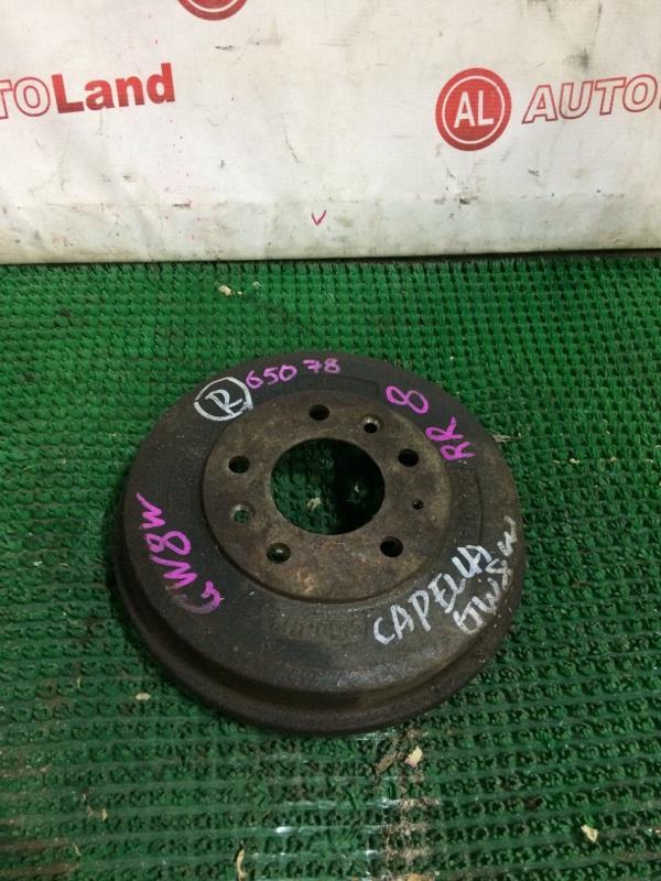 Тормозной барабан Mazda Capella GW8W задний