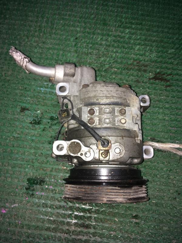 Компрессор кондиционера Nissan Cube AZ10 CG13DE