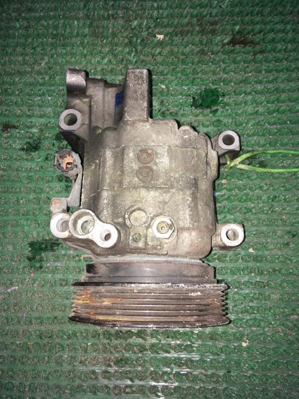 Компрессор кондиционера Nissan Wingroad VFY11 QG15