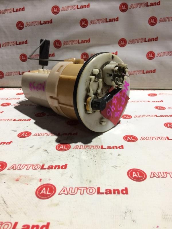 Корпус бензонасоса с датчиком уровня топлива Toyota Probox NCP58