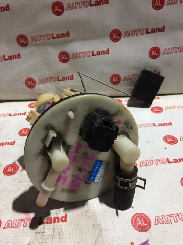 Корпус бензонасоса с датчиком уровня топлива Toyota Moove