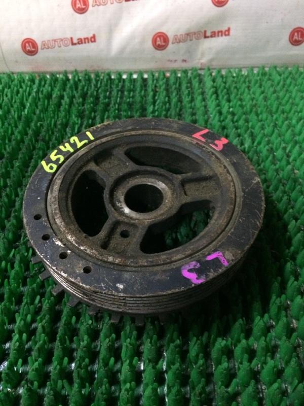 Шкив коленвала Mazda Mpv LW3W L3