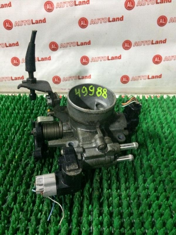 Дроссельная заслонка Toyota Allion ZZT240 1ZZ-FE