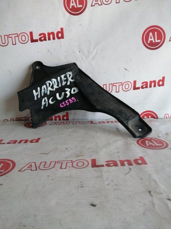 Защита двигателя Toyota Harrier ACU30 передняя левая