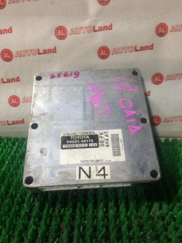 Блок управления двс Toyota Ipsum SXM15 3S-FE