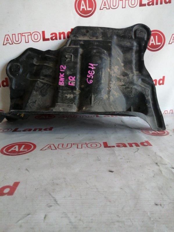 Защита двигателя Nissan March BNK12 передняя правая