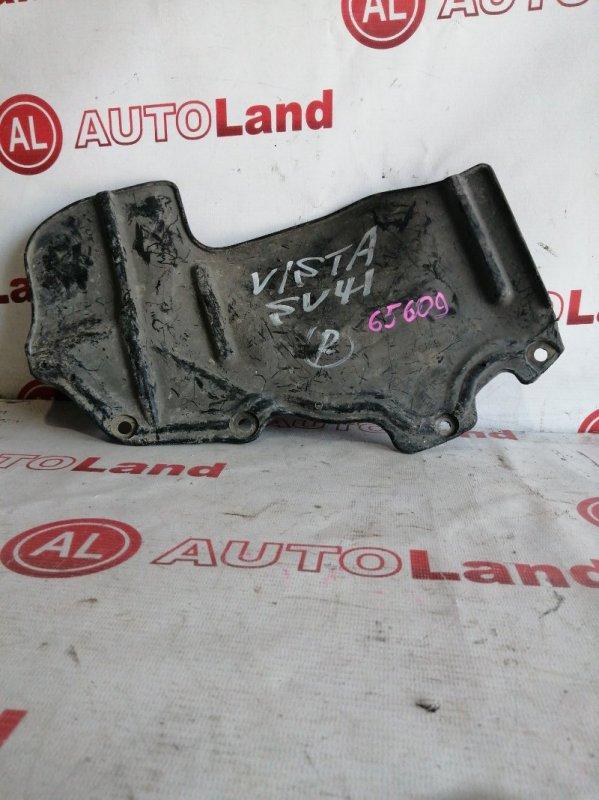 Защита двигателя Toyota Vista SV41 передняя правая
