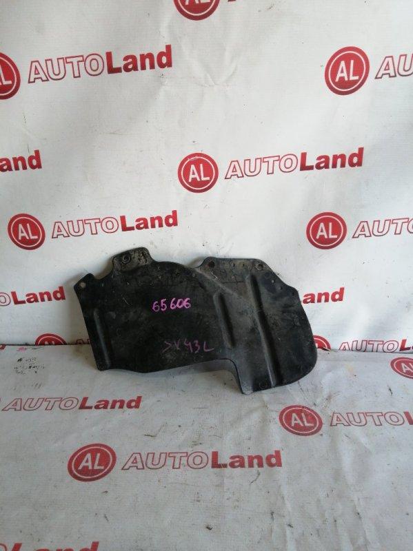 Защита двигателя Toyota Vista SV43 передняя левая