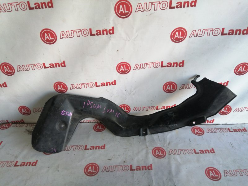 Защита горловины бака Toyota Ipsum SXM10