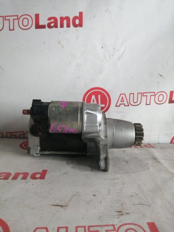 Стартер Toyota Alphard MNH10 1MZ-FE