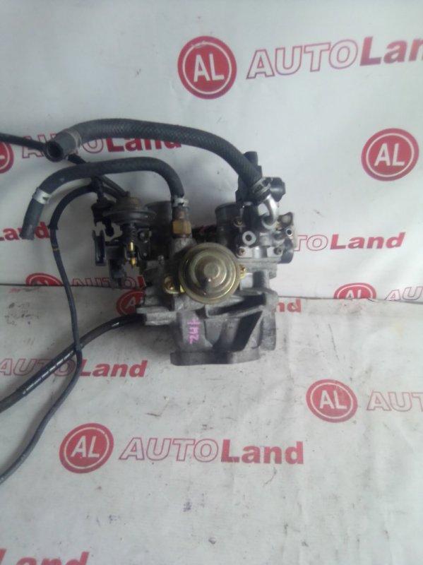 Дроссельная заслонка Toyota Alphard MNH10 1MZ