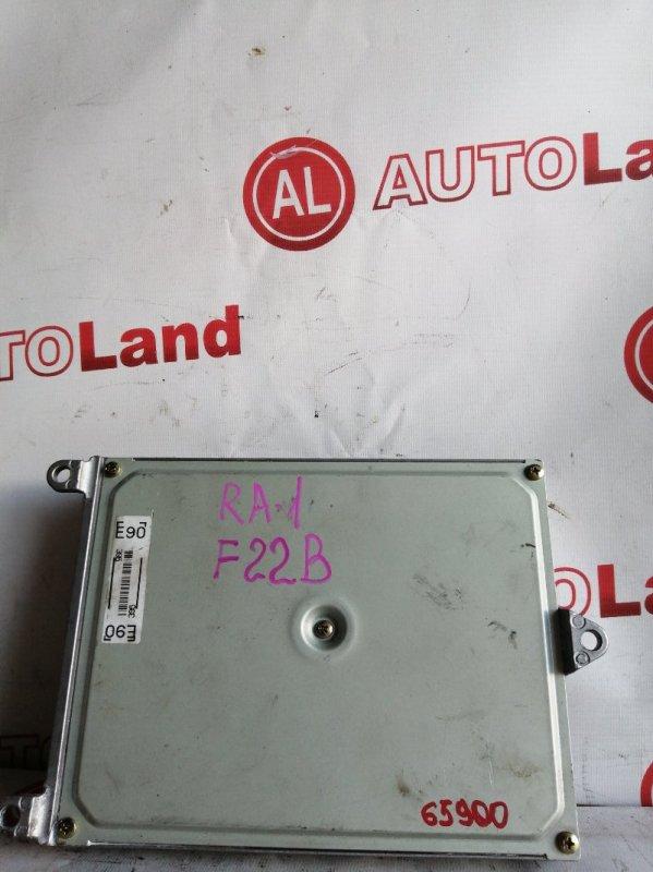 Блок управления двс Honda Odyssey RA1 F22B