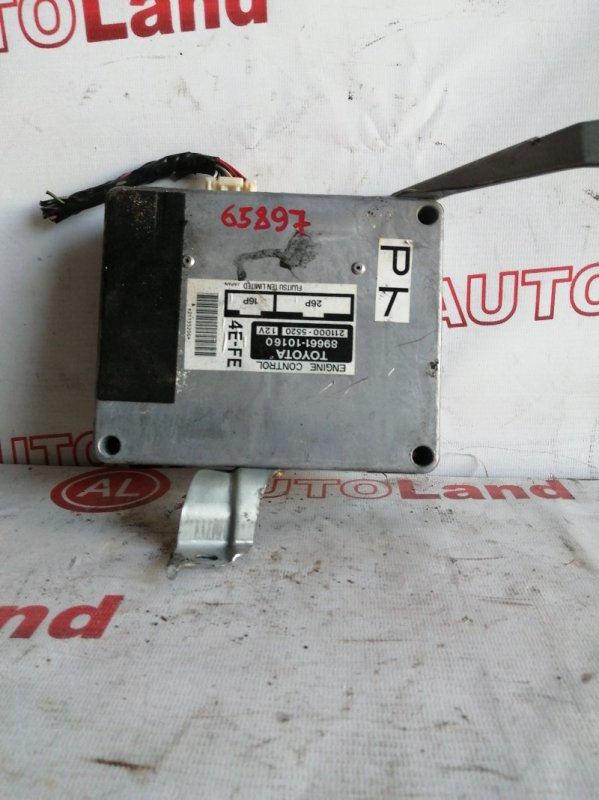Блок управления двс Toyota Corolla EE100 4E-FE