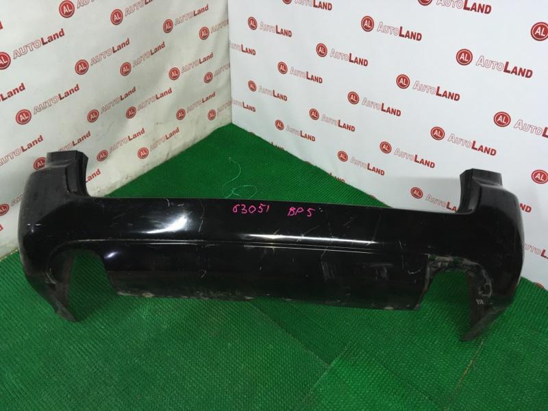 Бампер Subaru Legacy BP5 задний
