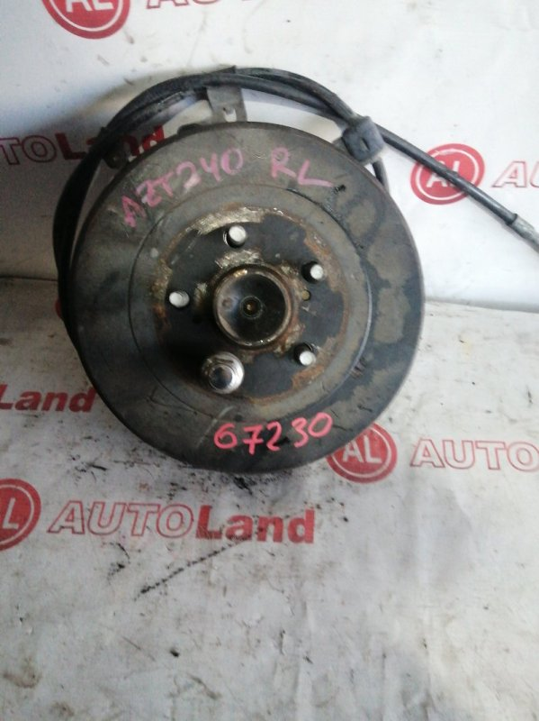 Ступица Toyota Premio AZT240 задняя левая