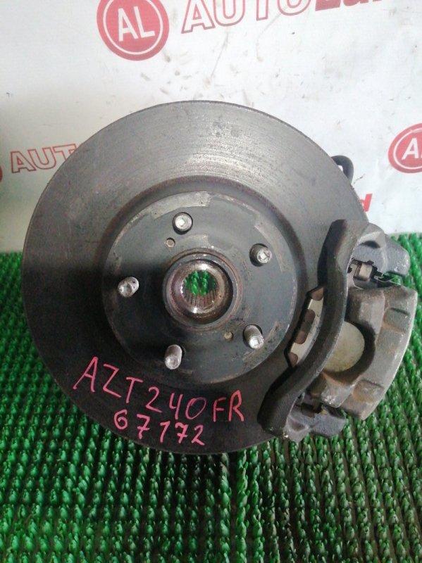 Ступица Toyota Premio AZT240 передняя правая