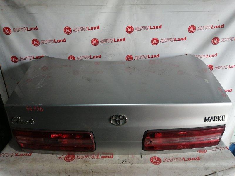 Крышка багажника Toyota Mark GX100