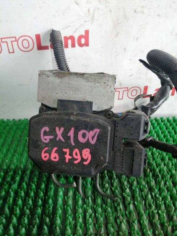 Блок abs Toyota Mark GX100