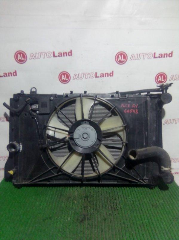Радиатор основной Toyota Corolla Fielder NZE141