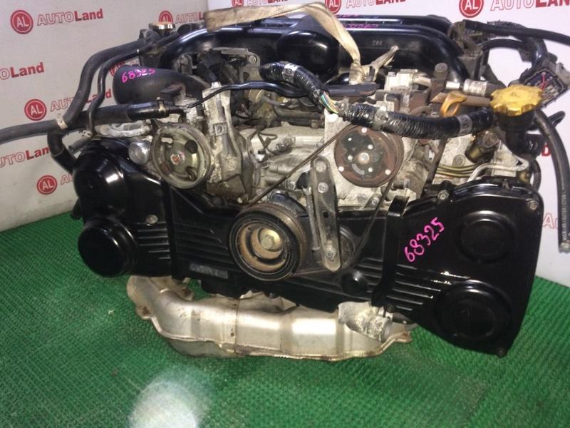 Двигатель Subaru Legacy BP5 EJ20X