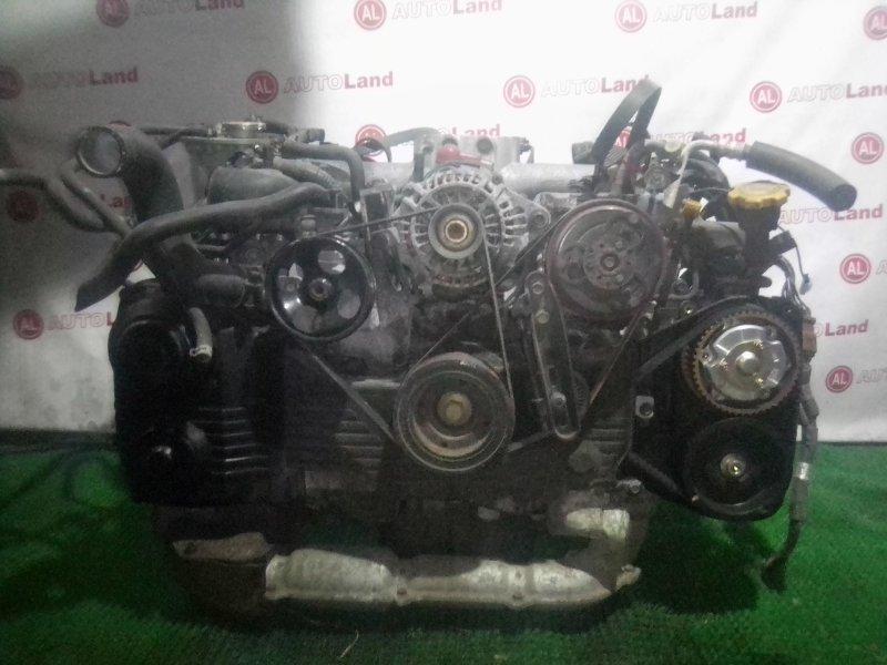 Двигатель Subaru Forester SG5 EJ205