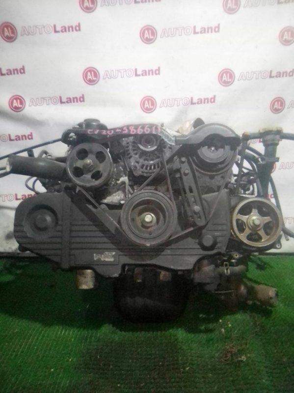 Двигатель Subaru Legacy BG5 EJ20