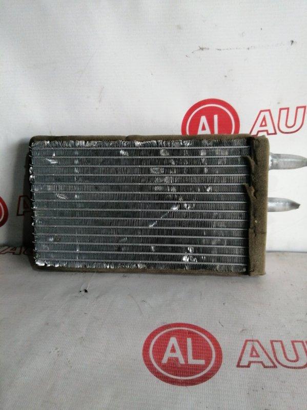 Радиатор печки Subaru Forester SG5