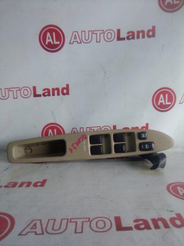 Блок управления стеклоподьемника Toyota Ipsum ACM21 передний правый