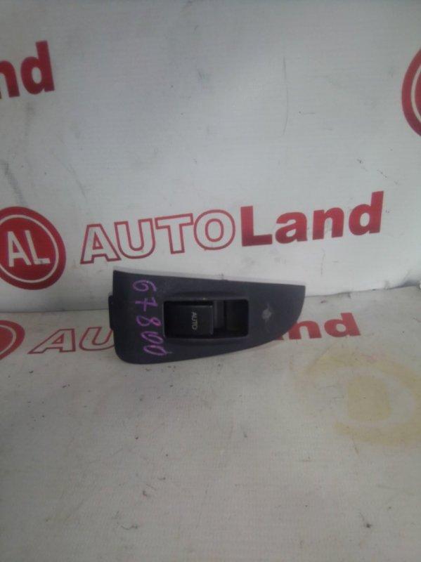 Блок управления стеклоподьемника Toyota Avensis AZT250 задний левый