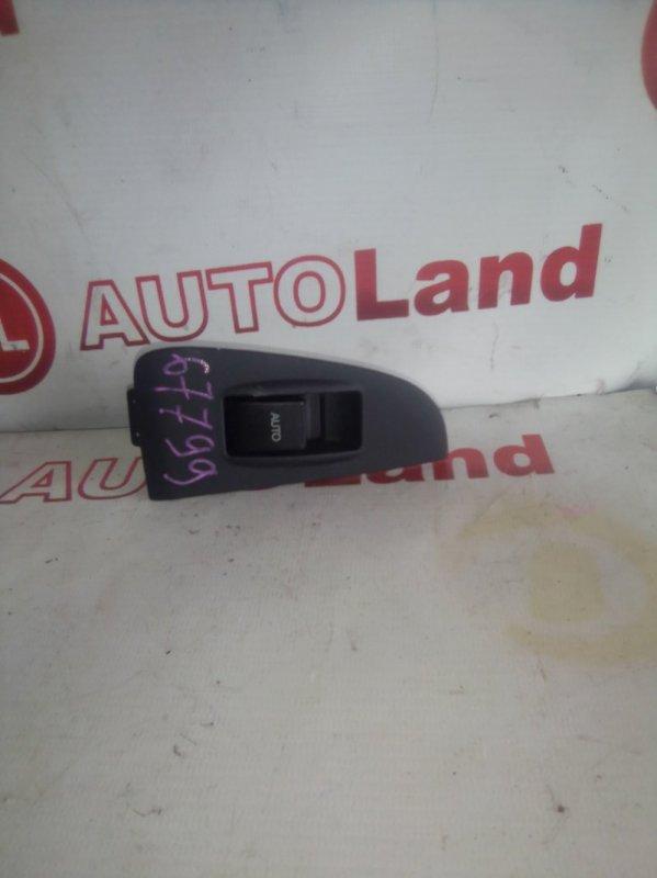 Блок управления стеклоподьемника Toyota Avensis AZT250 задний правый