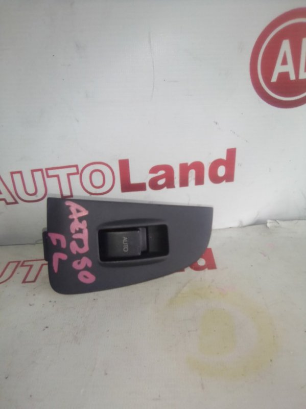Блок управления стеклоподьемника Toyota Avensis AZT250 передний левый