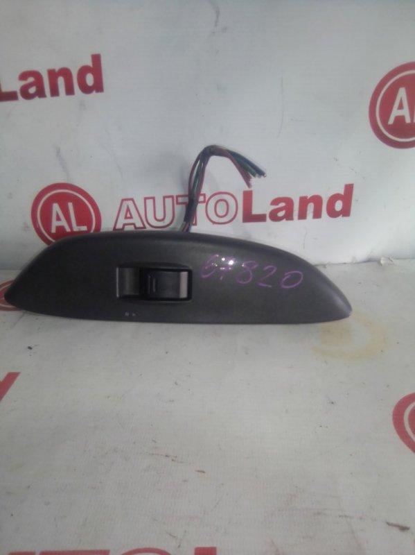 Блок управления стеклоподьемника Toyota Vitz SCP10 передний левый
