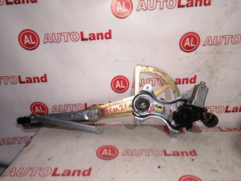 Стеклоподъемник Toyota Ipsum ACM21 передний левый