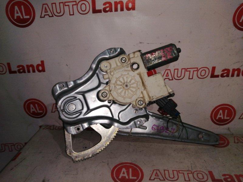 Стеклоподъемник Toyota Avensis AZT250 задний правый