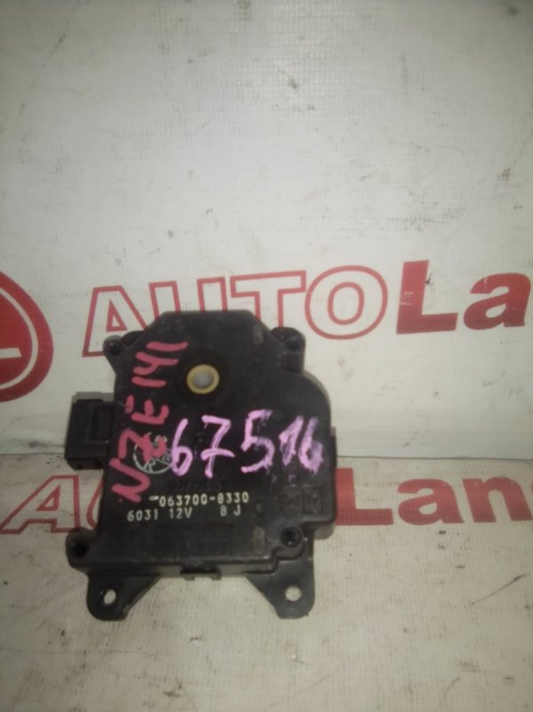 Сервопривод заслонки печки Toyota Corolla Fielder NZE141