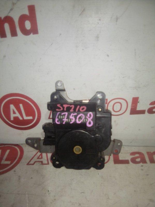 Сервопривод заслонки печки Toyota Carina AT211