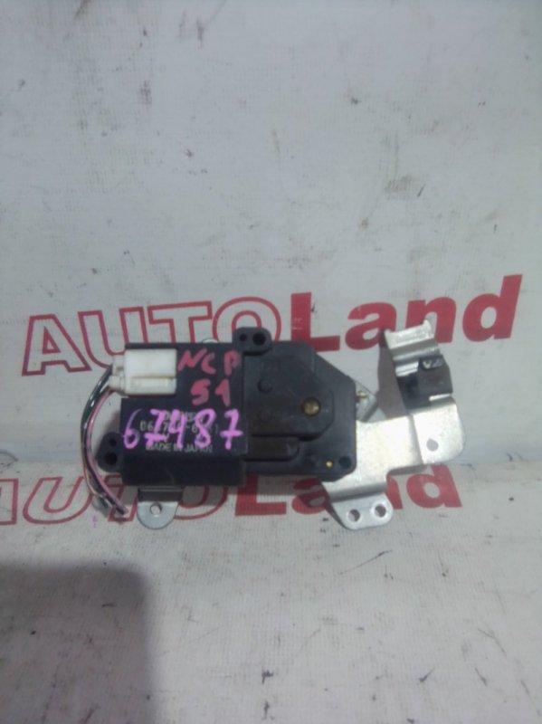 Сервопривод заслонки печки Toyota Probox NCP51