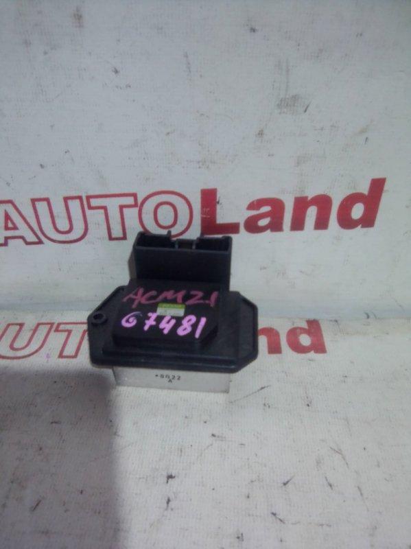 Реостат Toyota Ipsum ACM21