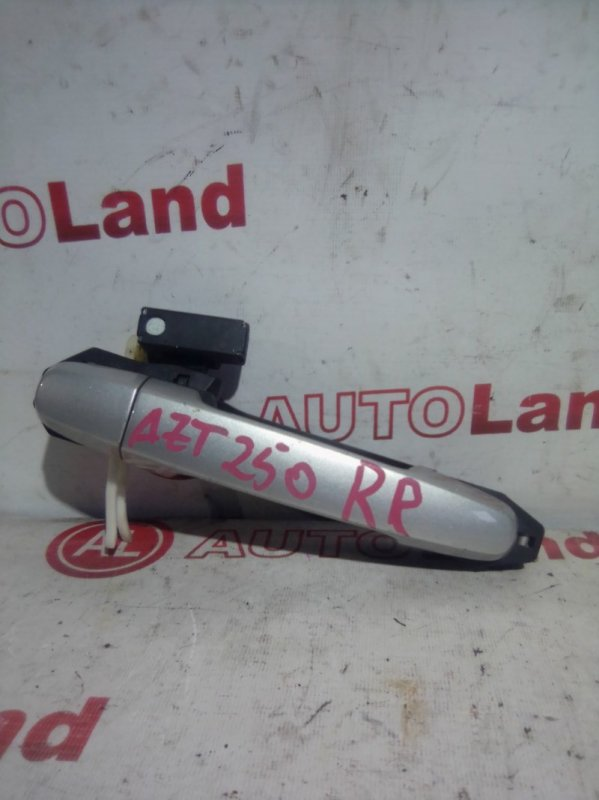 Ручка двери наружняя Toyota Avensis AZT250 задняя правая