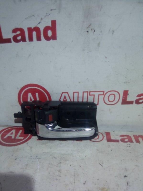 Ручка двери внутреняя Toyota Avensis AZT250 передняя левая