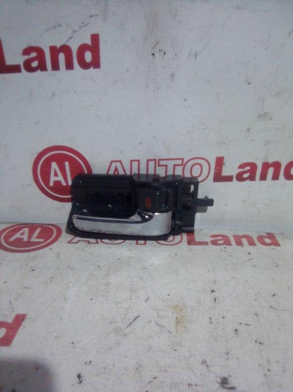 Ручка двери внутреняя Toyota Avensis AZT250 задняя правая