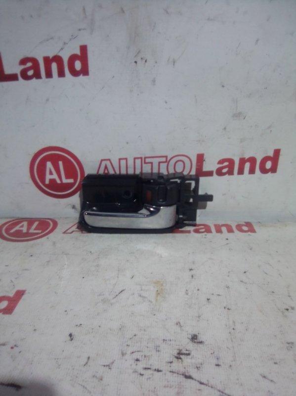 Ручка двери внутреняя Toyota Avensis AZT250 передняя правая