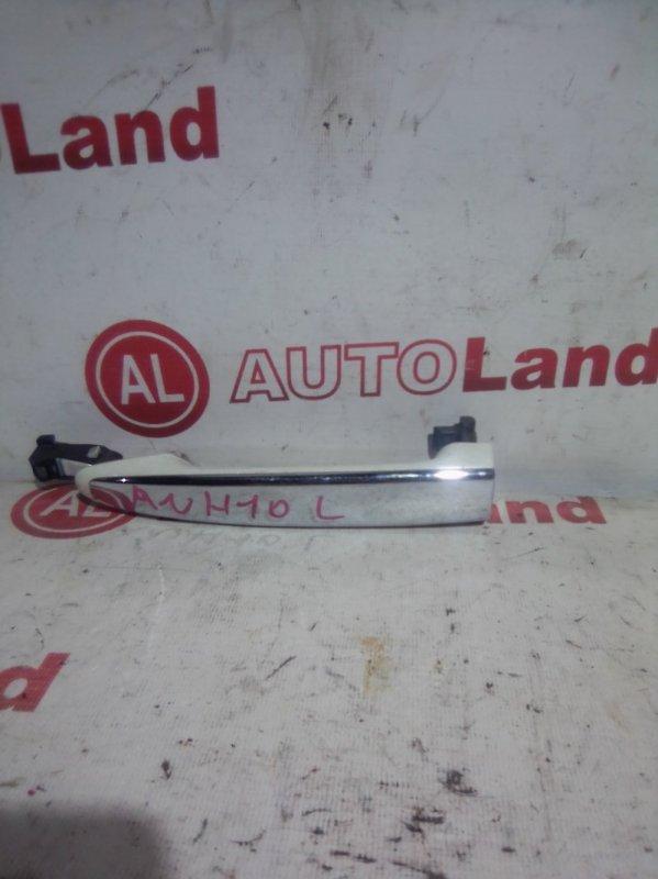 Ручка двери наружняя Toyota Alphard MNH10 передняя левая