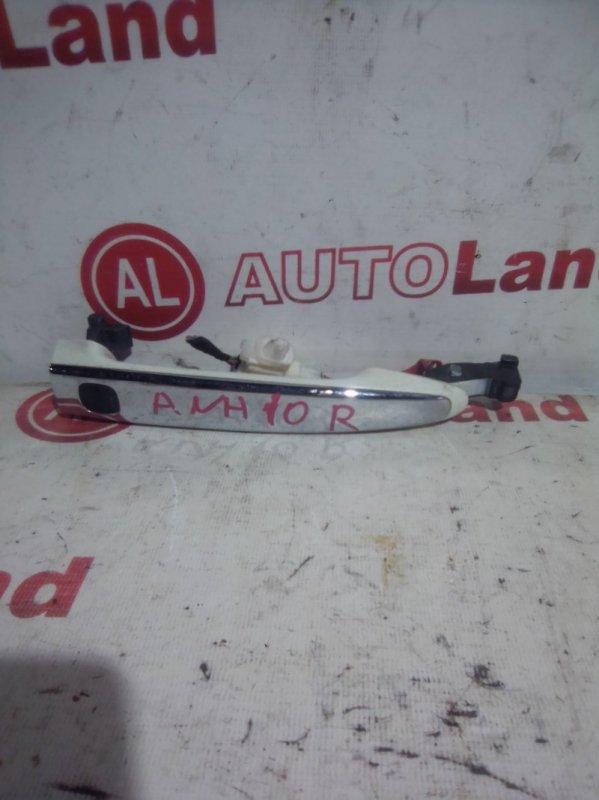 Ручка двери наружняя Toyota Alphard MNH10 передняя правая
