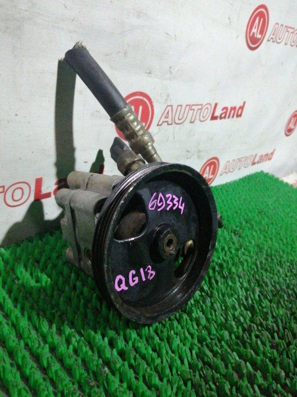 Гидроусилитель Nissan Sunny FB15 QG18